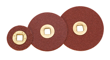 ADALOX BRASS CENTER DISCS 1/2