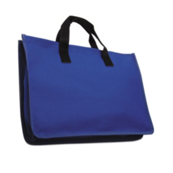 CANVAS TOTE WITH INSIDE POCKETS