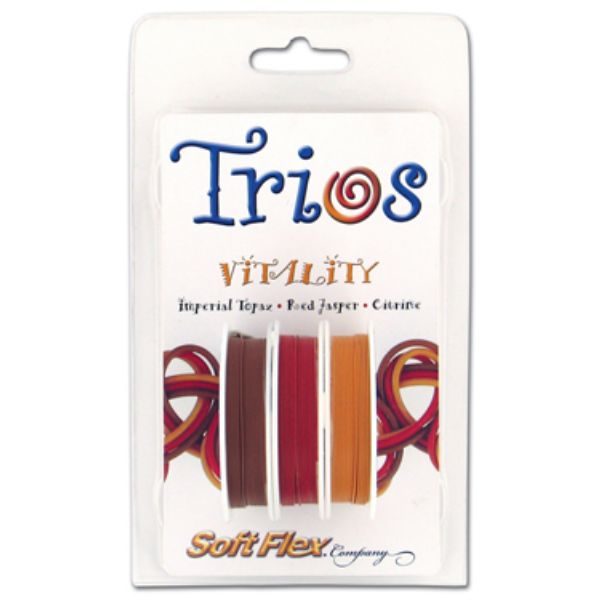 SOFT FLEX TRIO- VITALITY .019