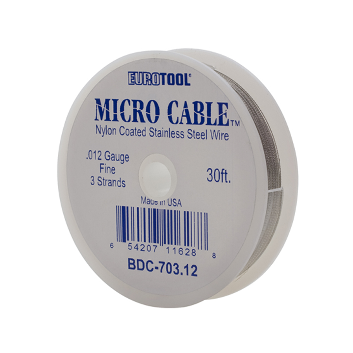 MICRO CABLE - .012, 30FT