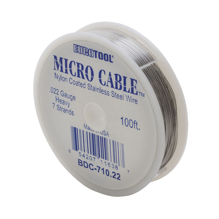 MICRO CABLE - .022, 100FT