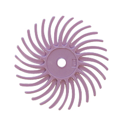 RADIAL BRISTLE DISC 9/16