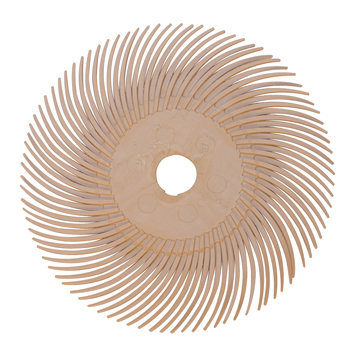 RADIAL BRISTLE DISC 3