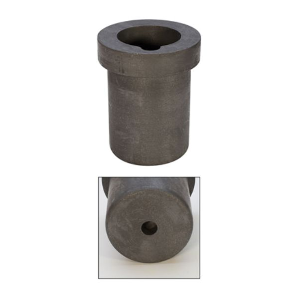 GRAPHITE CRUCIBLE-100 OZ.
