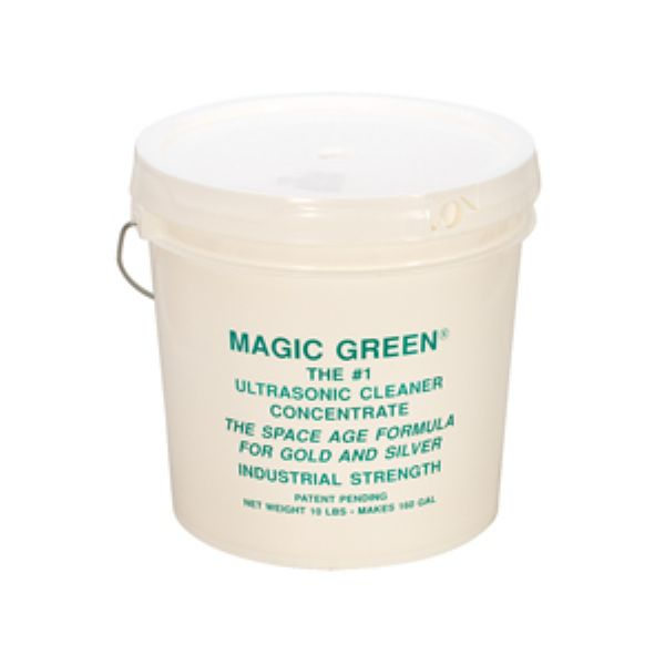 MAGIC GREEN CLEANER-10LB