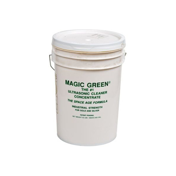 MAGIC GREEN CLEANER-50LB