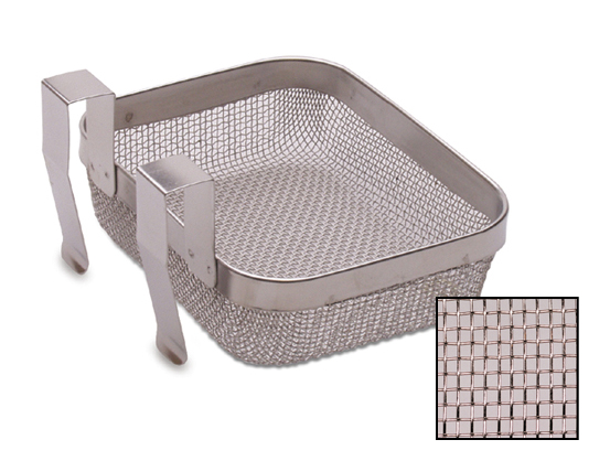 UNIVERSAL CLEANING BASKET - FINE MESH