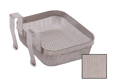 UNIVERSAL CLEANING BASKET - EXTRA FINE MESH