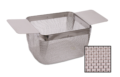 CLEANING BASKET - MEDIUM W/ FINE MESH