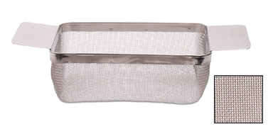 CLEANING BASKET - LARGE, EXTRA FINE MESH