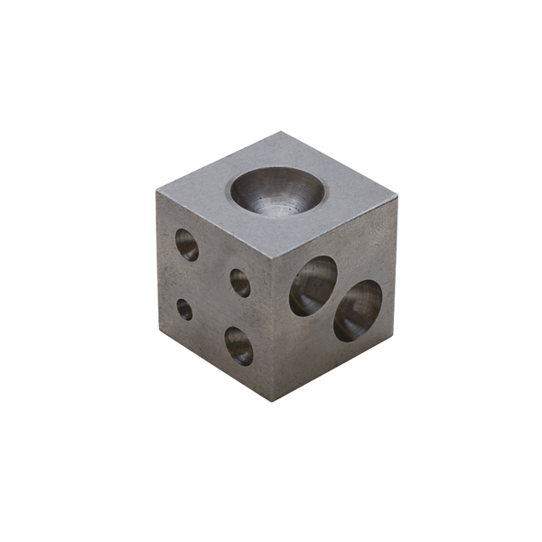 STEEL DAPPING CUBE