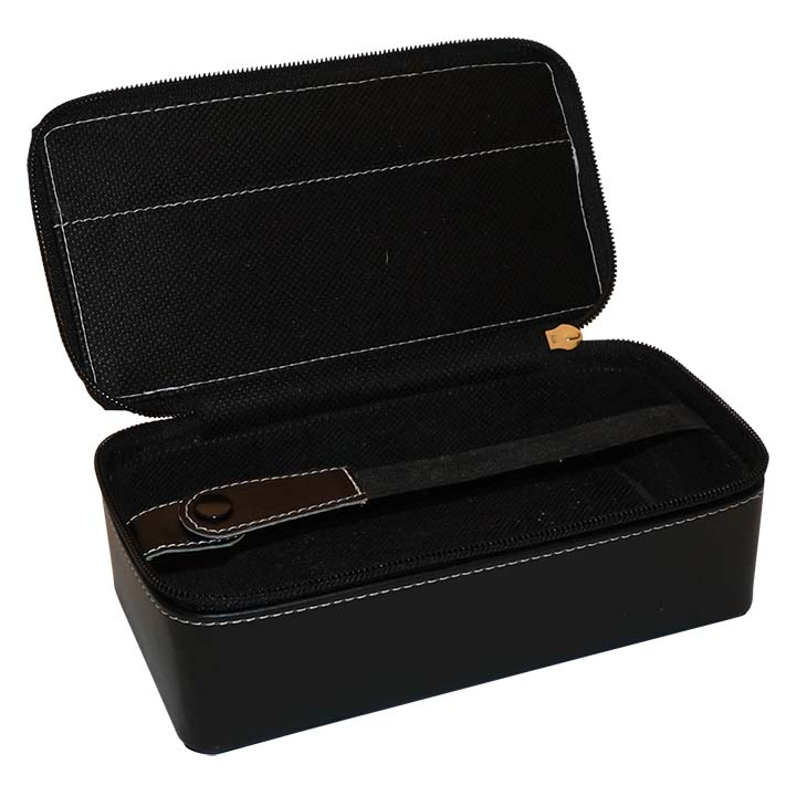 LEATHER PARCEL BOX