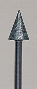 DIAMOND BUR - 6 X 9MM - COARSE