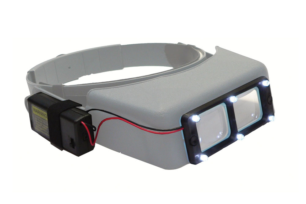 QUASAR LED LIGHT ATTACHMENT FOR OPTIVISOR