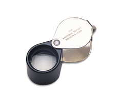 BAUSCH & LOMB HASTINGS TRIPLET LOUPE 10X