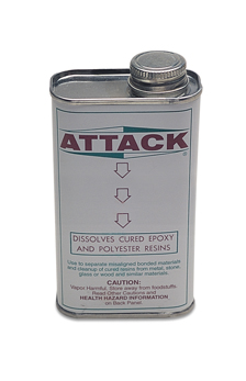 ATTACK SOLVENT 8OZ