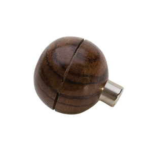 ROSEWOOD GRAVER HANDLE-ROUND