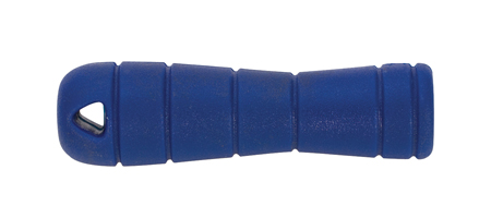 FILE HANDLE- BLUE PLASTIC