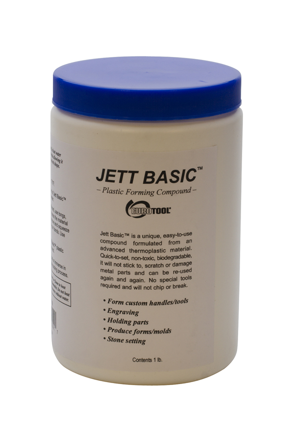 JETT BASIC FIXTURING COMPOUND - 1LB.