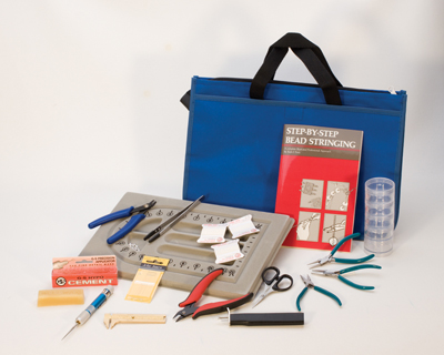 PROFESSIONAL PEARL/BEAD STRINGING KIT