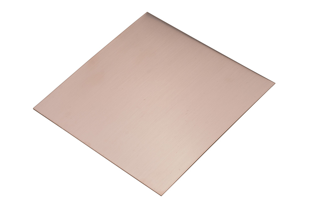 COPPER 6 X 6 SHEET, 22GA
