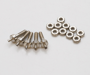 REPLACEMENT PINS - 1.25MM, PK/5
