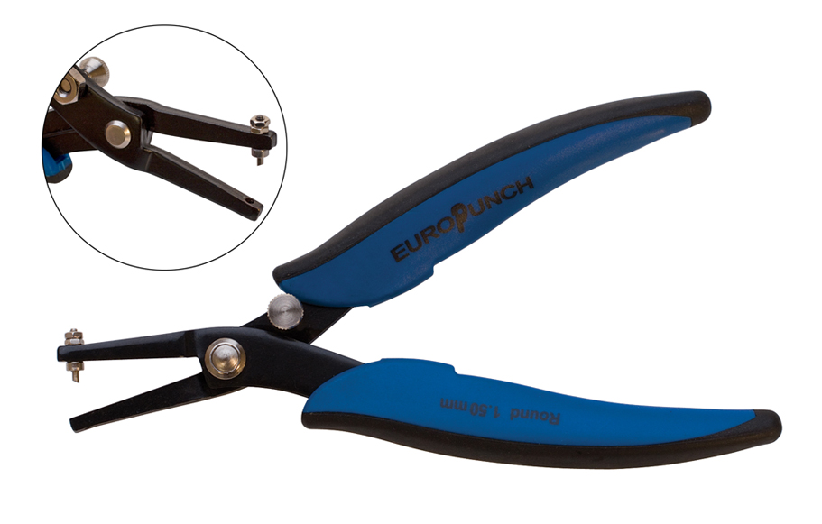 EUROPUNCH PLIER, LONGNECK - 1.5MM