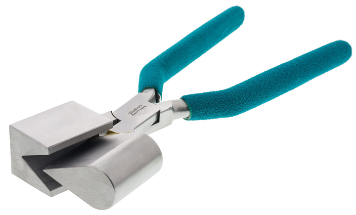 WUBBERS TEARDROP MANDREL PLIER - LARGE