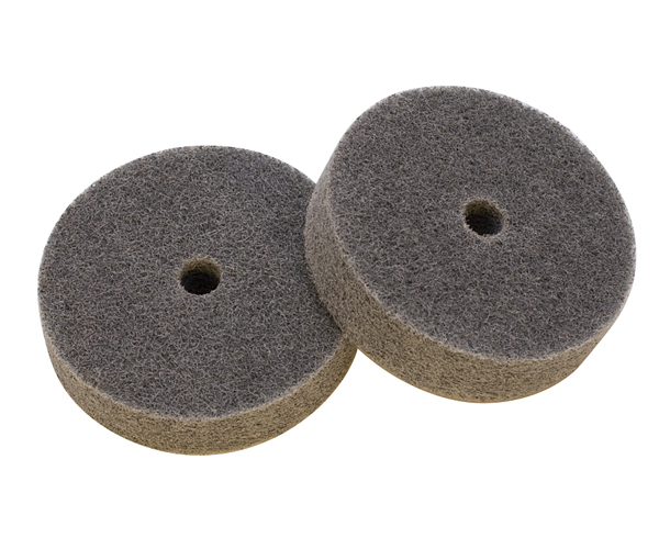 MEDIUM ABRASIVE BUFF (PAIR) - 2-7/8