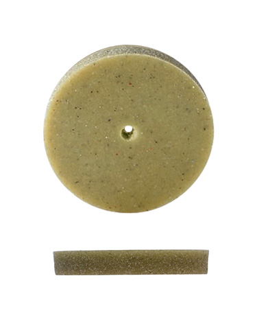 PUMICE WHEELS - SQUARE EDGE, 7/8
