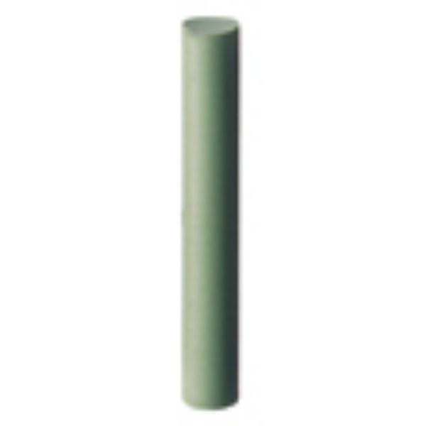 SILICONE POLISHING PINS - EXTRA FINE (GREEN), 2MM