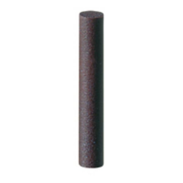 SILICONE POLISHING PINS - FINE (BROWN), 3MM