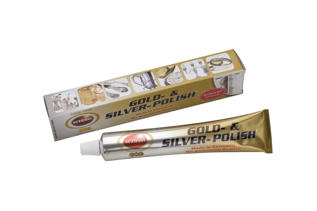 EURO GOLD & SILVER POLISH- 3.33 oz