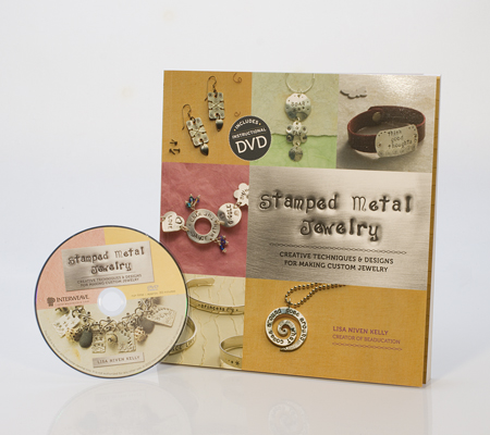 STAMPED METAL JEWELRY - BY LISA NIVEN KELLY