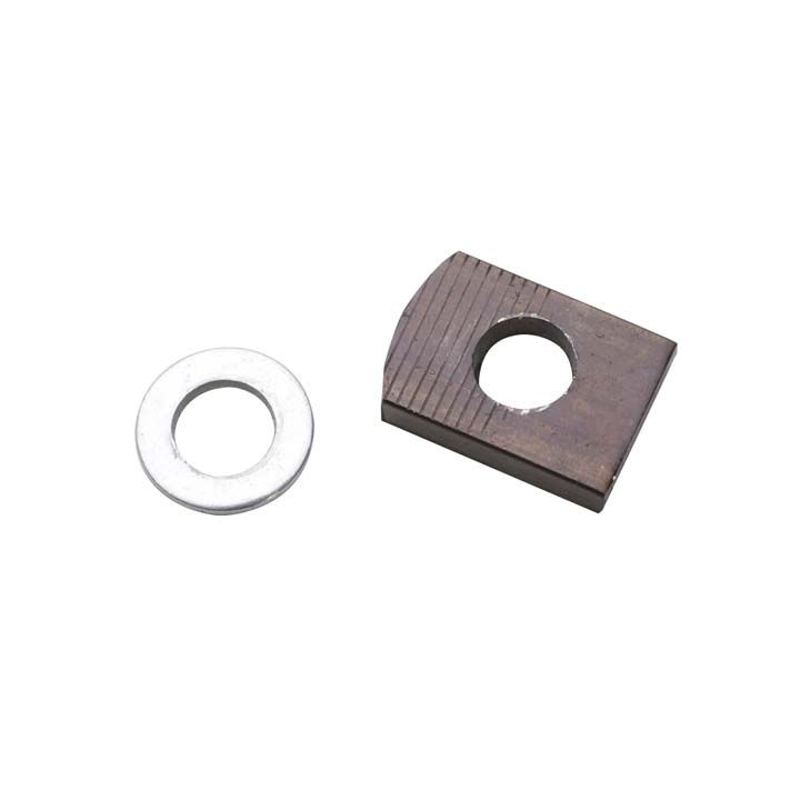 WASHERS FOR HOLDING BLADE-RND & RECTANGLE