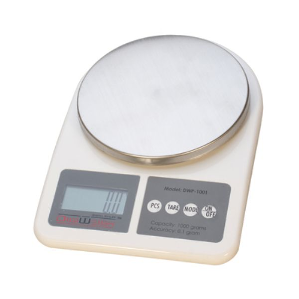 DIGITAL TABLETOP SCALE 1000G