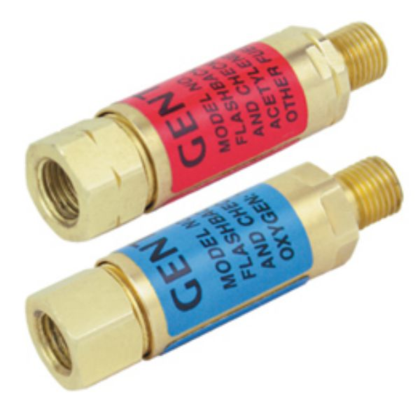 FLASHBACK ARRESTORS-PAIR FOR TORCH TO HOSE