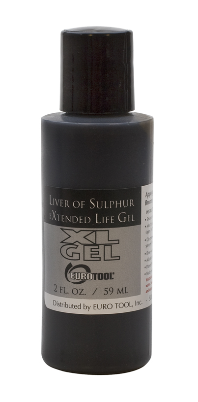 LIVER OF SULFUR GEL - 2 OZ