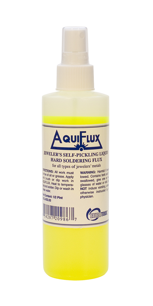 AQUIFLUX- HALF PINT (8 OZ.) SPRAY BOTTLE