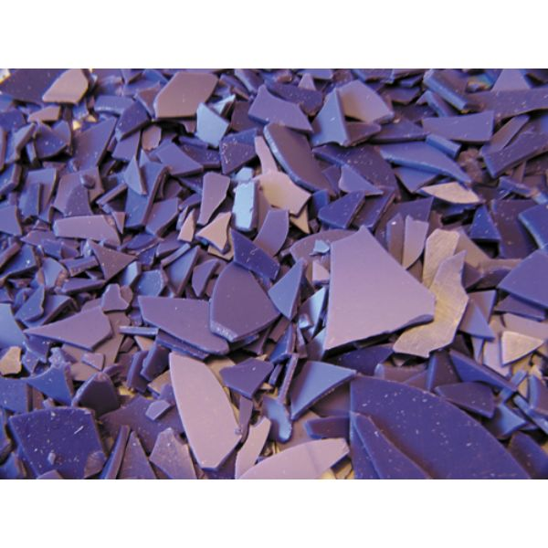 FREEMAN FLAKES CARVABLE PURPLE - 1 LB BAG