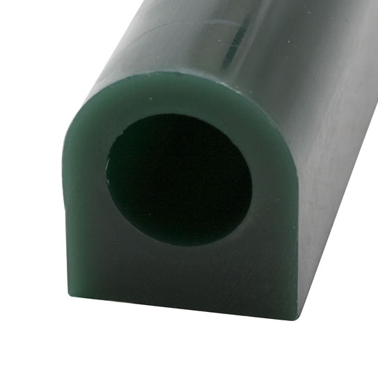 WAX RING TUBE GREEN-MED FLAT SIDE (FS-3)