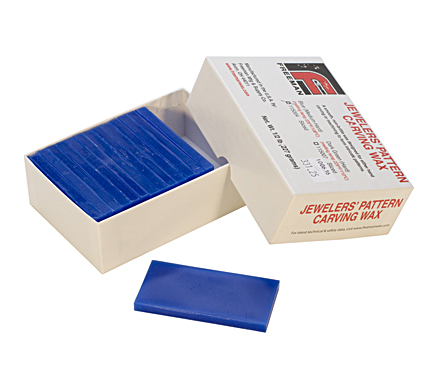 CARVING BLOCKS BLUE (MEDIUM-HARD) 1/2LB SLICE