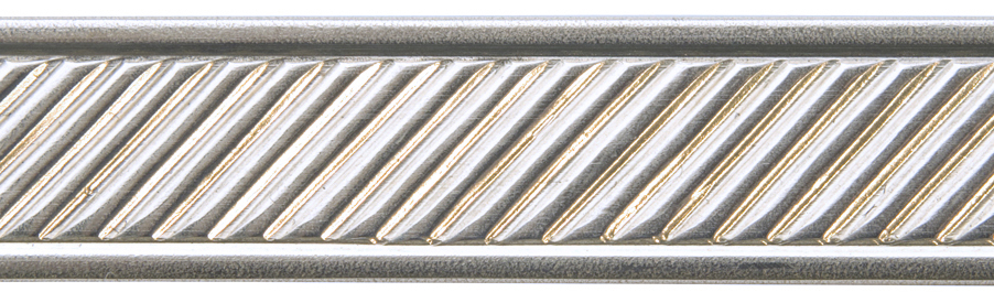 SLANT WITH BORDER NICKEL SILVER PATTERN WIRE