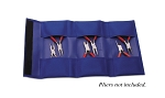 CANVAS TOOL POUCH (ROYAL BLUE) - 6PC