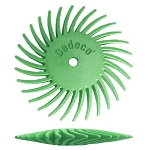 SUNBURST® 7/8'' TC KNIFE-EDGE - LT GREEN, 1 MICRON (A/O) - 48/PK