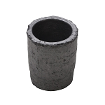 CLAY - GRAPHITE CRUCIBLE #1 1-2 KG