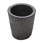 CLAY - GRAPHITE CRUCIBLE #3 3-4 KG
