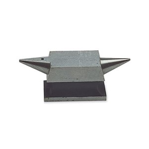 DOUBLE HORN ANVIL W/RECTANGLE BASE-EUROP