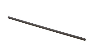 GRAPHITE STIR RODS - 8MM X 12 INCHES