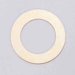 BRASS LARGE RING BLANK, 24 GA - PK/6